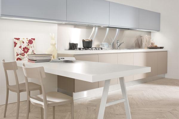 Cucine Aran moderne Roma - Modello Masca