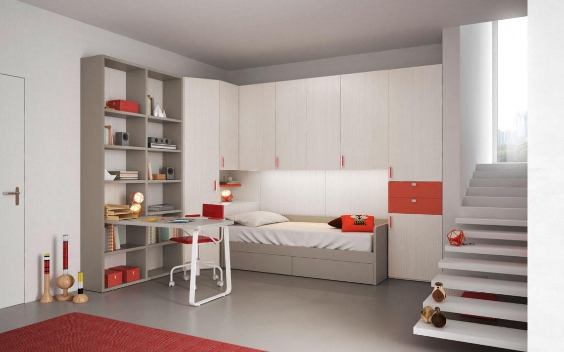 Camere per ragazzi roma vendita camerette negozio for Arredamenti camerette per ragazzi