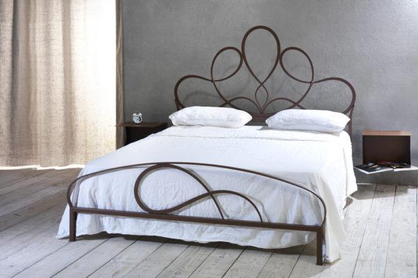 vendita letti ferro battuto roma-0001