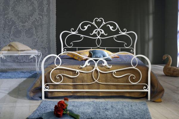 vendita letti ferro battuto roma-0003