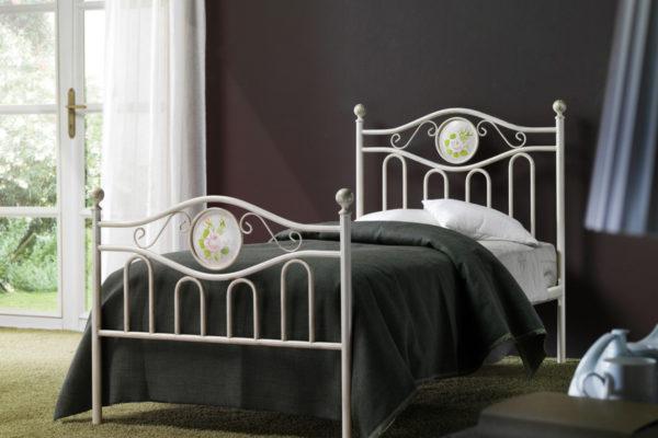 vendita letti ferro battuto roma-0026