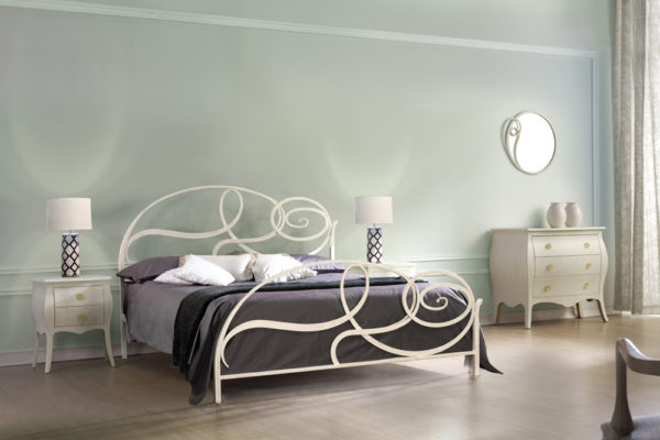 vendita letti ferro battuto roma-0037