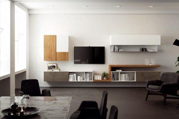vendita pareti attrezzate moderne a roma-0001