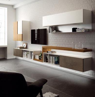 vendita pareti attrezzate moderne a roma-0003
