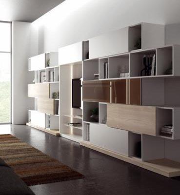 vendita pareti attrezzate moderne a roma-0018