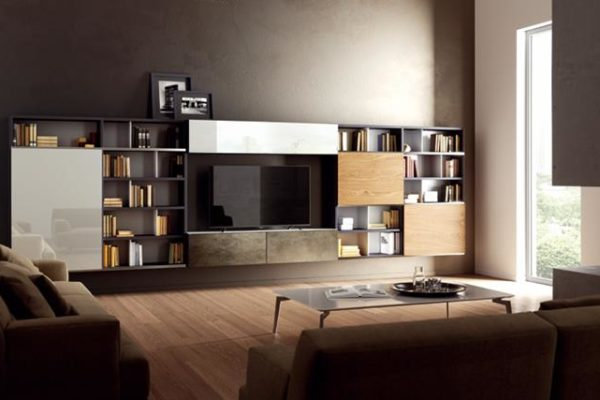 vendita pareti attrezzate moderne a roma-0023