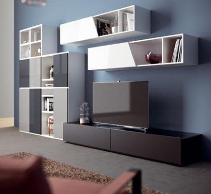 vendita pareti attrezzate moderne a roma-0030