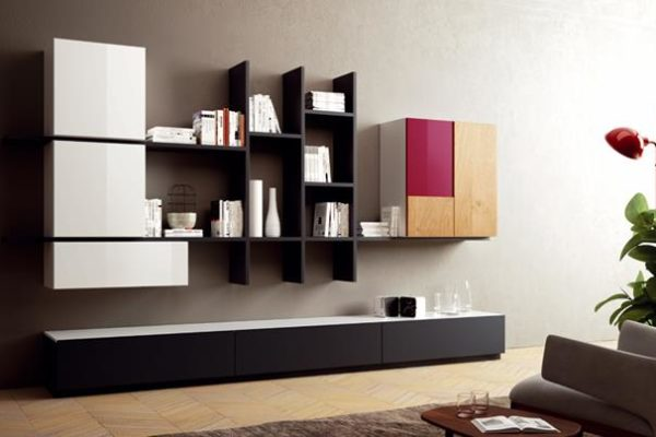vendita pareti attrezzate moderne a roma-0033