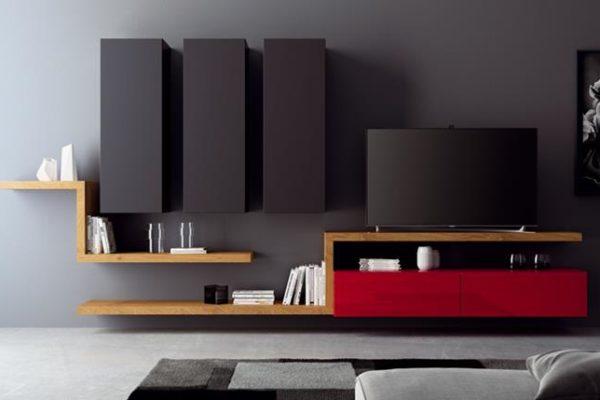 vendita pareti attrezzate moderne a roma-0076