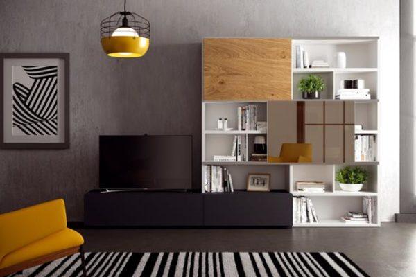 vendita pareti attrezzate moderne a roma-0089