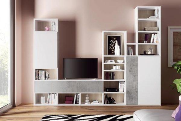 vendita pareti attrezzate moderne a roma-0090