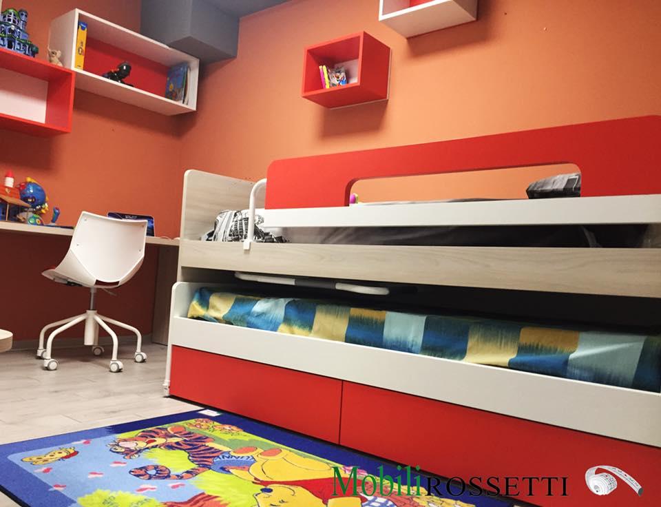 Soluzione per camere da letto bambini mobili rossetti - Poltrone per camere da letto ...