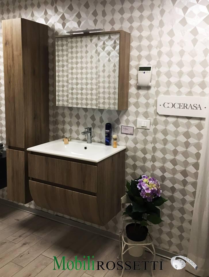 Nuova area bagni cerasa mobili rossetti for Nuova mobili